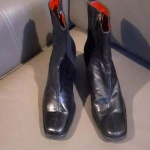 Donald J Pliner Wedge Boots